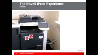 Novell Filr and Novell iPrint - Like Teleporting to the Office