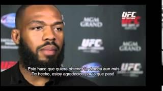 UFC 178 Día de Prensa: Jones y Cormier se pelean