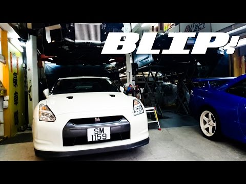 This Hong Kong Tuning Shop Is Filled With Your JDM Dreams