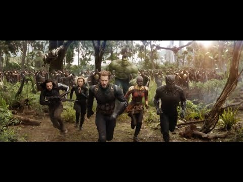 Avengers: Infinity War (2018) | NEW OFFICIAL TRAILER