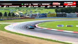 IZOD IndyCar Series 2013 - Round 14: Mid-Ohio - Race (www.ultimate-sport.hu)