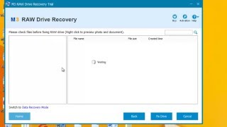 How to recover data from RAW hard drive, external hard drive, USB drive, SD memory card?