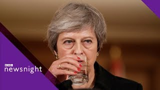 Can Theresa May survive as PM? DISCUSSION - BBC Newsnight
