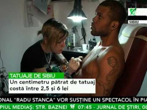 Tatuaje de Sibiu