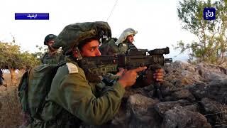 قوات الاحتلال تهاجم منشأة عسكرية سورية في الجولان
