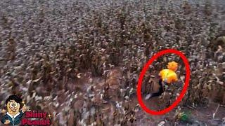 Kejadian Paling Mengerikan yang Tertangkap DRONE thumbnail