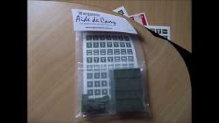 Wargamer Aide de Camp - Basic Pack