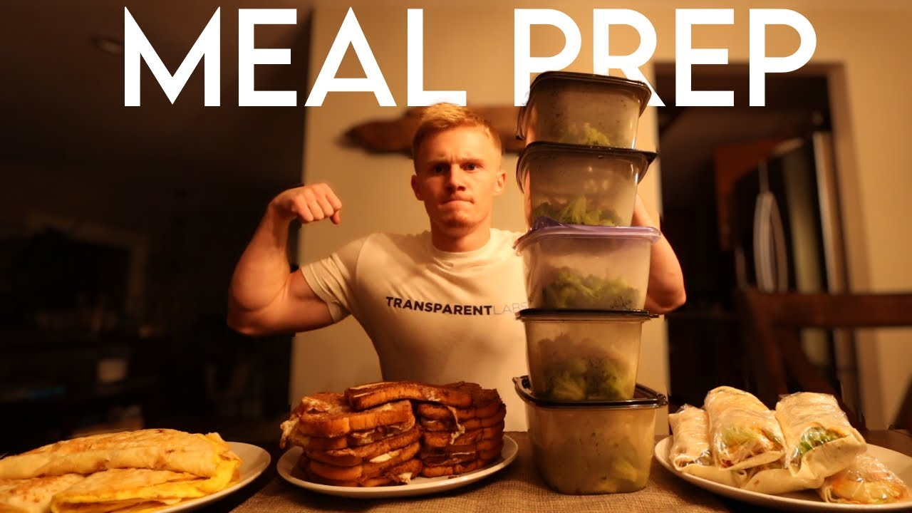 I tried Meal Prepping for Less than $10 per Day