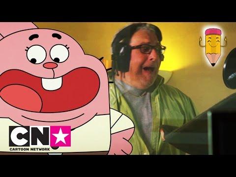 Gumball Interviews | Imagination Studios | Cartoon Network