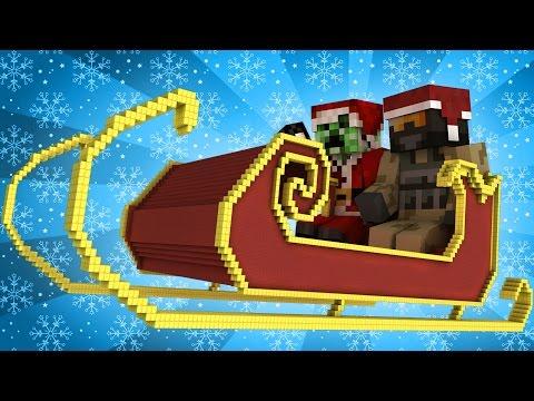 Dansk Minecraft - Jul med Crux & Zagi! #4