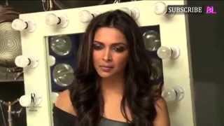 Making | Deepika Padukone | Dabboo Ratnani calendar 2014