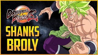 DBFZ ▰ Shanks Sending Everyone To Scoop City 【Dragon Ball FighterZ】