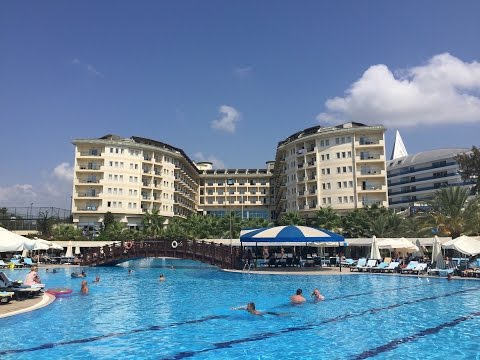 Mukarnas Spa Resort - Alanya (Okurcalar) September 2015  720p HD