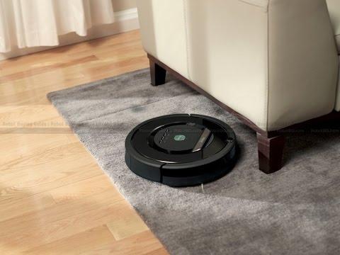 Roomba silenciosa