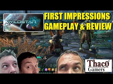 Wildstar | First Impressions | Is It Worth Playing | Gameplay & Review | HD 60FPS