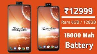 Energizer Mobile Dual Pop Selfie Camera ।। 18000 Mah Battery ।। Camera 📸48MP ।। Price ₹12999