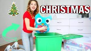 CHRISTMAS ROOM SHOPPING!!!
