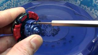 Beyblade The Mechanism of the L-Drago Destroy's Final Survive.