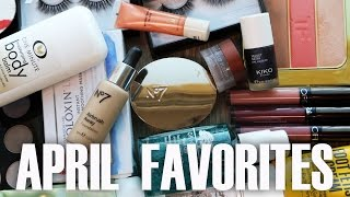 APRIL FAVORITES | Tati, #MonthlyFavorites