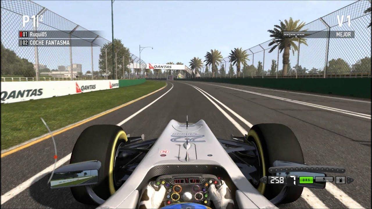 F1 2011 HRT Australia [HD]