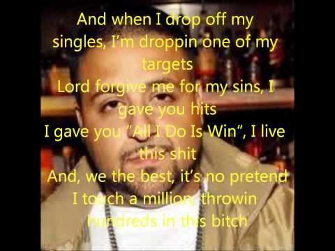 Dj Khaled Welcome to my Hood remix (lyrics)