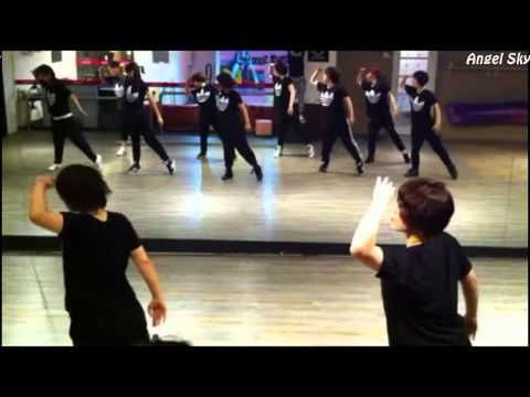 2PM - HANDS UP Dance Cover By ZN D/Academy ( Mother's Class )