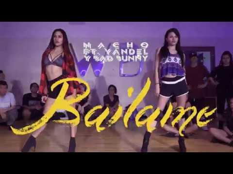 Bailame (Remix) Nacho, Yandel, Bad Bunny - KARINA CELIS&LIZENKA SIMONNE