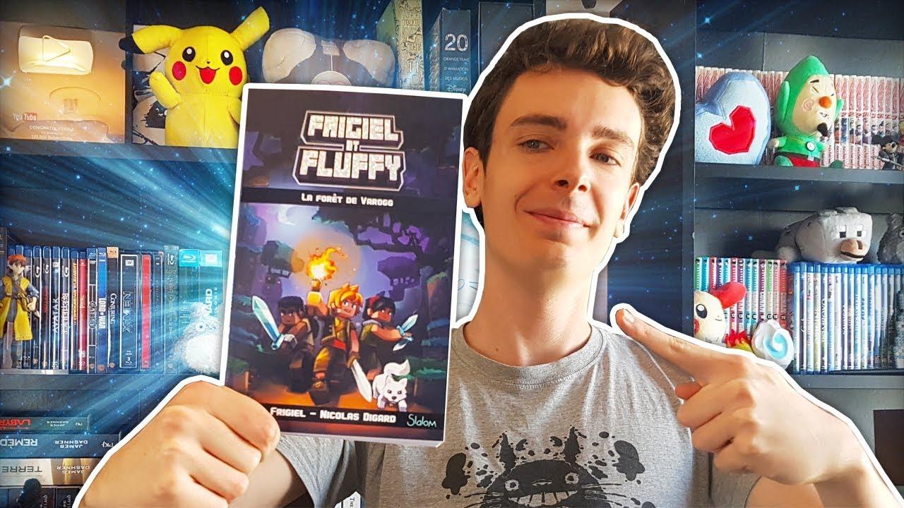 Troisieme Livre Frigiel Fluffy La Foret De Varogg