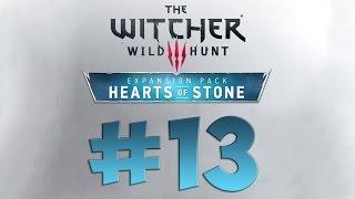 The Witcher 3. Каменные Сердца. Часть 13 (Конец)