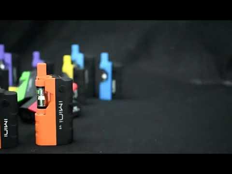 Imini V2 Mod @voltage & preheat better for CBD cartridge
