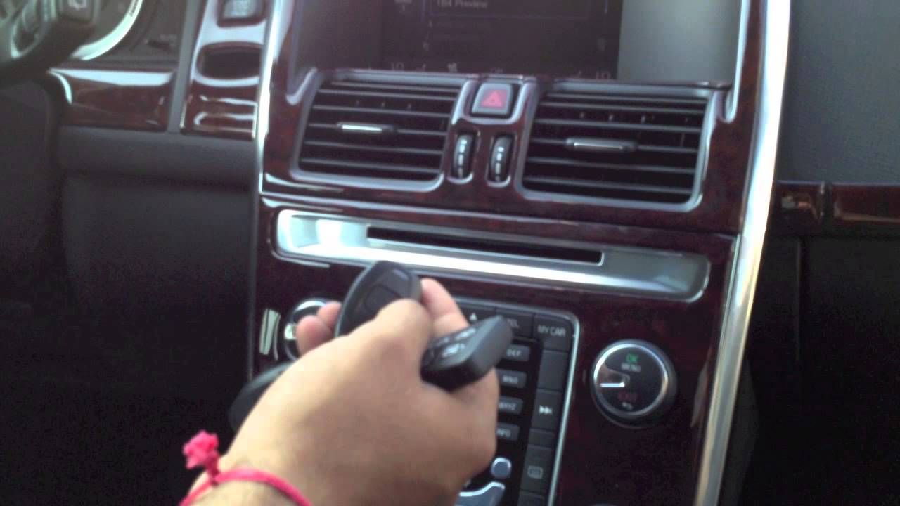 2012 Vovlo XC60 Remote Start - YouTube