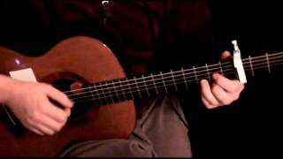 Timber (Pitbull) - Fingerstyle Guitar