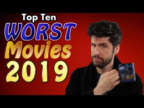 Top 10 WORST Movies 2019