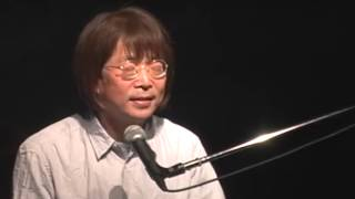 早川義夫+佐久間正英 2005.3.6 銕仙会能楽堂 撮影 渡辺一仁.