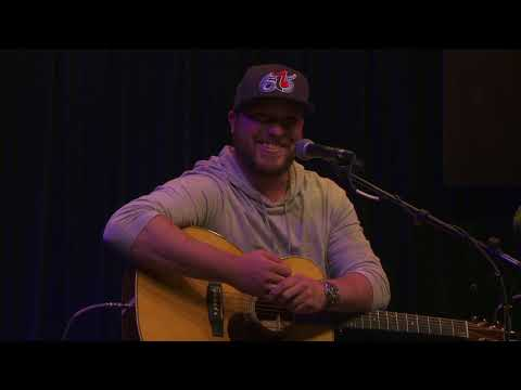 Mitchell Tenpenny - Interview (98.7 THE BULL)