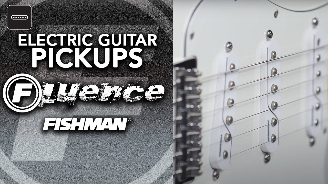 fishman fluence electric guitar pickups power on youtube. Black Bedroom Furniture Sets. Home Design Ideas
