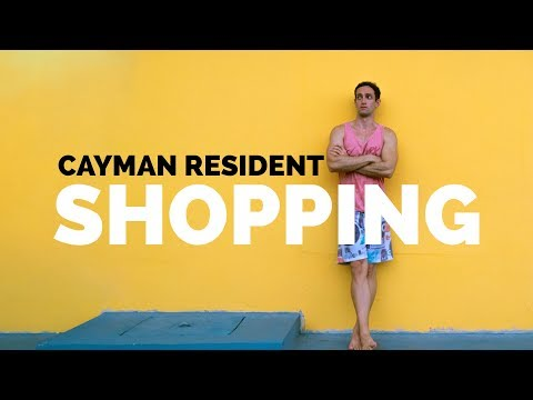 Where Do Cayman Residents Go To Shop