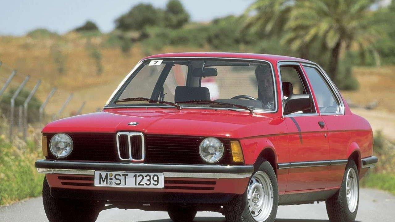 1978 BMW 316 - YouTube