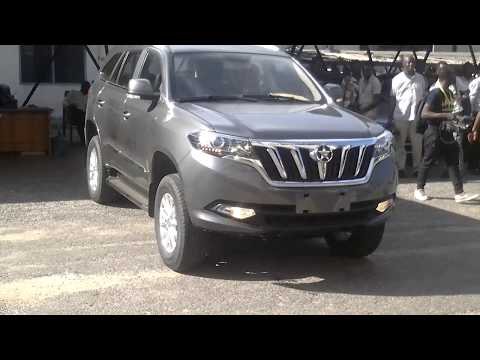 Ministry of Trade and Industry purchase Kantanka Onantefo SUV