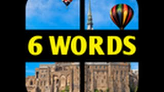 6 Words 1 Pic Aries Pack Level 1-30 Answers
