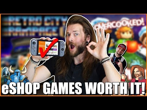 10 Nintendo Switch eShop Games That Are WORTH The Buying Price!