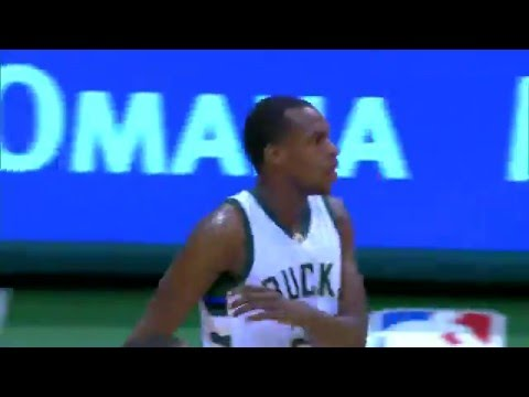 Khris Middleton: 2016 Foot Locker 3-Point Contestant