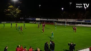 Tore aus dem Spiel Hassia Bingen gegen SV Alemania Waldalgesheim