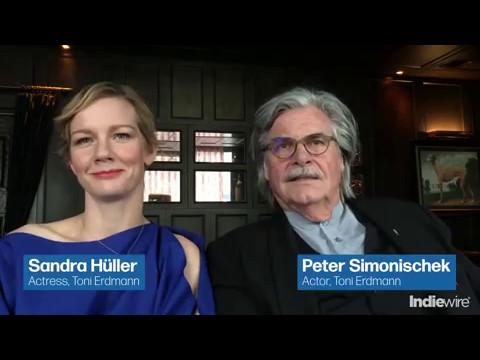 """Sandra Huller and Peter Simonischek -Interview – """"Toni Erdmann"""""""