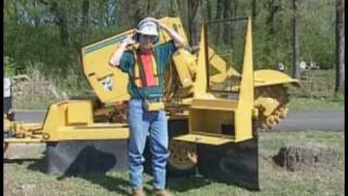 Stump Grinder Safety - Part 2 Thumbnail