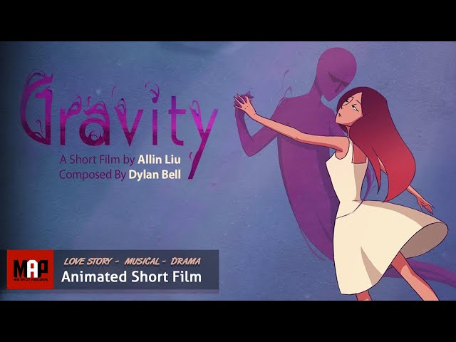 Gravity| A beautiful struggle with the irresistible attraction (3D CGI Animation by Sheridan)