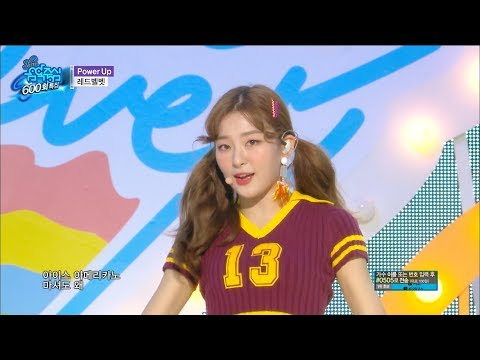 Red Velvet - Power Up [Show! Music Core Ep 600]