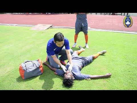 Penanganan Serangan Jantung Saat Bermain Sepak Bola