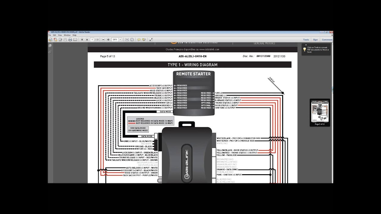 maxresdefault what is a bypass module and how do i wire it up? youtube idatalink maestro rr wiring diagram at virtualis.co