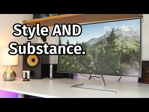 AOC Q2781PQ Review - Jack Of All Trades Monitor?